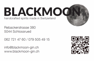 Logo Blackmoon Distillery