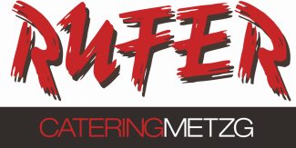 Logo Rufer Catering Metzg